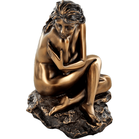 Juliette Cold Cast Bronze Sculpture
